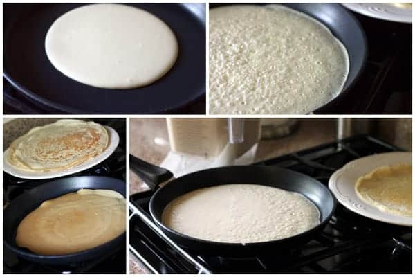 How to Make Crepes Step By Step