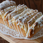 Lemon Pull-Apart Bread & A Giveaway