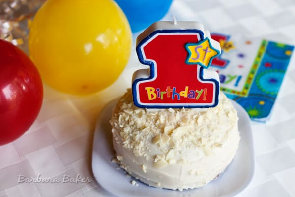 Peachy Easy To Make Smash Cake Recipe Barbara Bakes Funny Birthday Cards Online Inifodamsfinfo