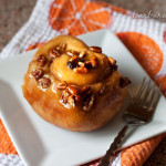 Orange Cranberry Honey Stick Buns