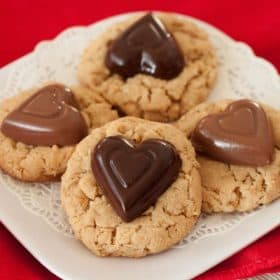 Valentine Trifecta Cookies
