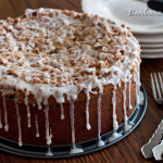 Cranberry Sweet Potato Crumb Cake