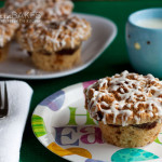 Simply Sinful Cinnamon Muffins and a King Arthur Flour Giveaway