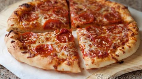 american pizza recept