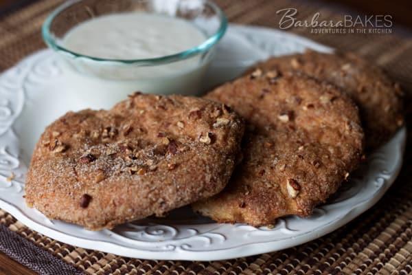 Crispy Cinnamon Rounds