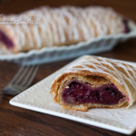 Triple Berry Strudel
