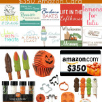Giveaway and Favorite Fall Recipes