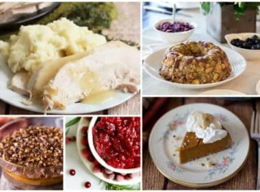 Best Thanksgiving Recipe Roundup