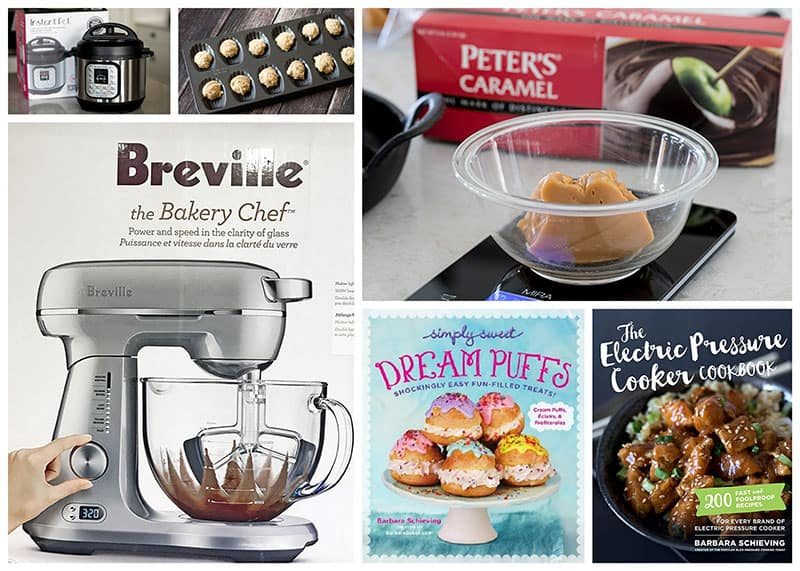 Here's my Gift Giving Guide. My kitchen favorites that would be perfect for anyone who loves to bake. There's something in every price range.