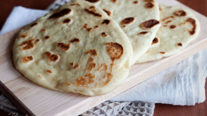 Easy To Make Naan – Indian Flatbread