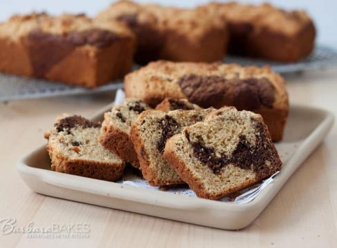 Featured Image for post Peanut Butter Chocolate Swirl Bread