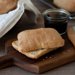Whole Wheat Torta Rolls