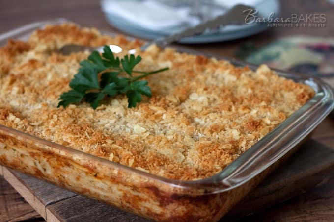 Cheesy Hash Brown Casserole (Funeral Potatoes)