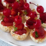 No-Bake Strawberry Margarita Cheesecake Bites