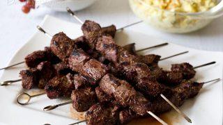 Perfect Steak Kabobs