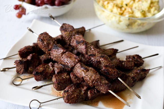 How To Cook Perfect Steak Kabobs