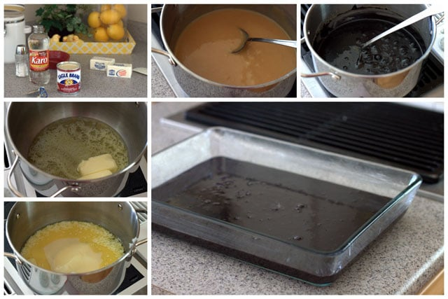 Making Black Licorice Caramels