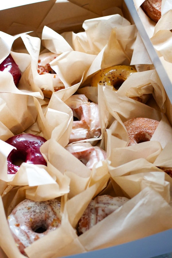 Blue Star Donuts Picture courtesy of Lauren's Latest