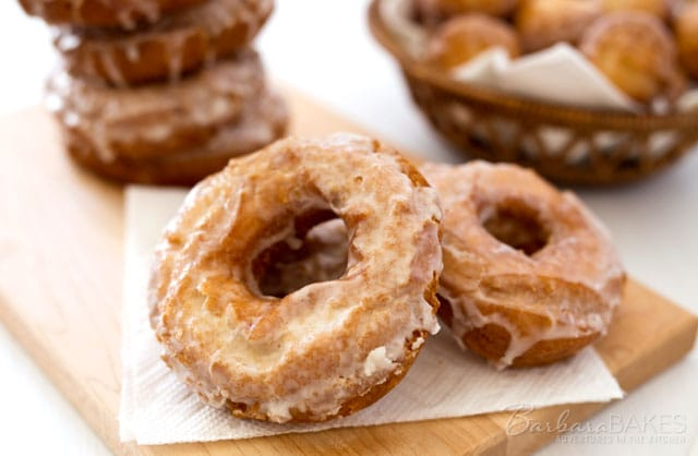 Old Fashioned Buttermilk Donuts