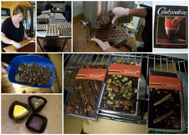 CandyMaking With Ruth Kendrick of Chocolot