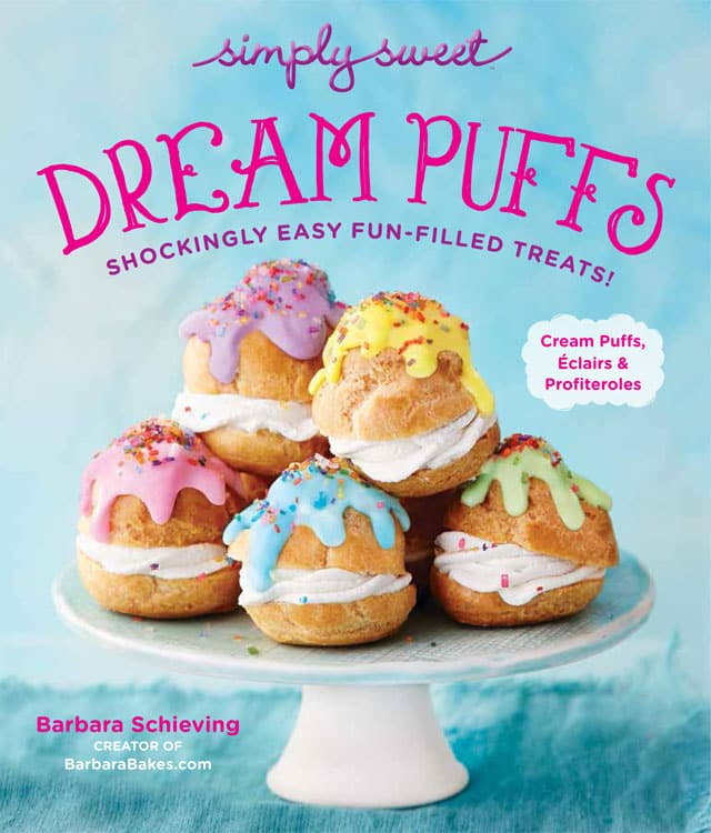 Simple Sweet Dream Puffs Cookbook