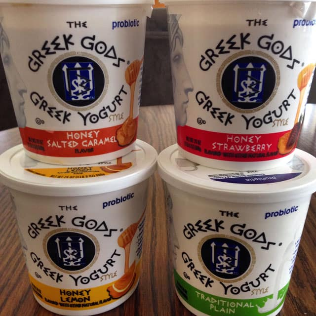 The Greek Gods Yogurt