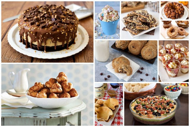 The Top 10 Recipe on Barbara Bakes in 2015.