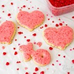 Red Hot Sugar Cookies