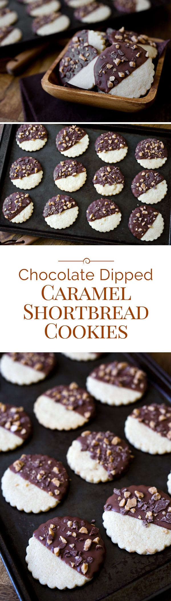 Tweed Cakes (Shortbread With Chocolate Covered Toffee) Recipes ...