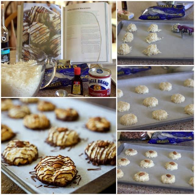 Making Joyful Almond Macaroons
