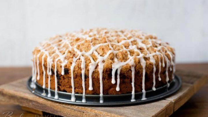 Cinnamon Zucchini Streusel Coffee Cake Barbara Bakes