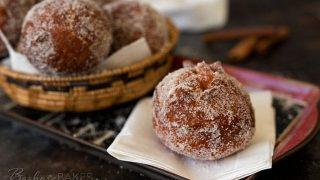 Cinnamon Sugar Malasadas (Hawaiian Donuts)