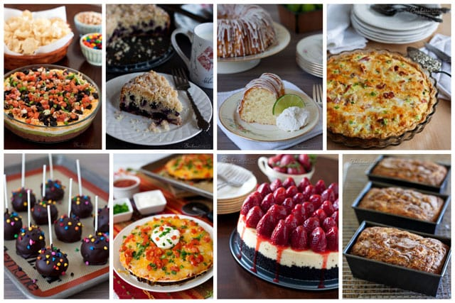 It's always fun to look back and see what the top ten most popular recipes of 2016 were on Barbara Bakes.