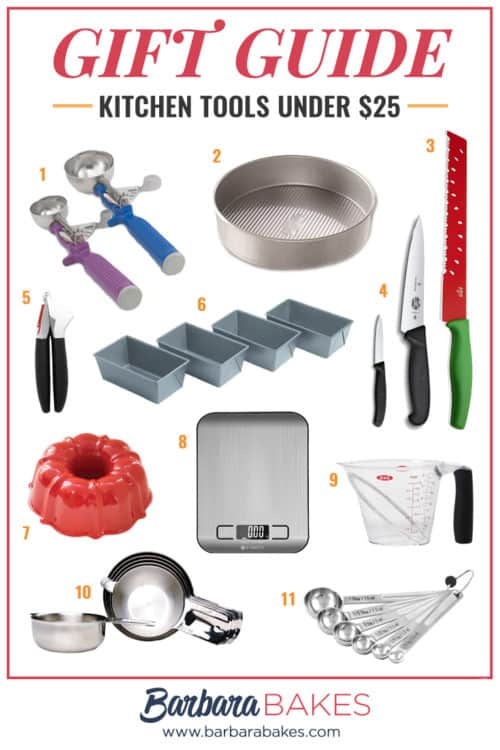 Cooking and Kitchen Gift Guide: Kitchen Tools Under $30
