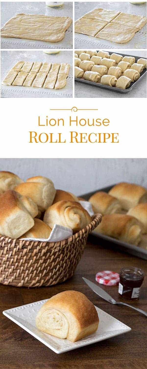 Lion House Rolls are a popular dinner roll for a reason. They're big, fluffy, easy-to-make, old-fashioned dinner rolls that your family will ask you to make again and again.