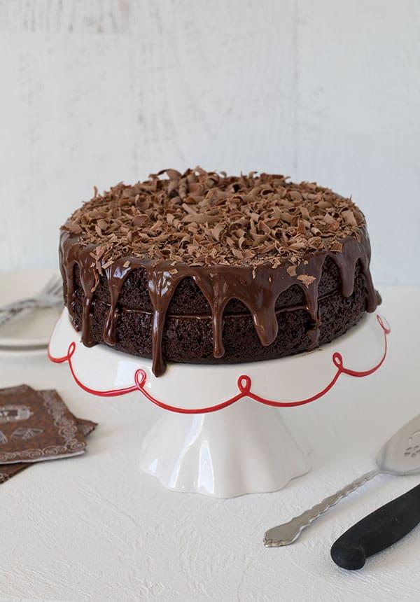 Triple Chocolate Layer Cake Barbara Bakes