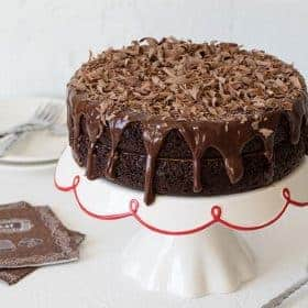 Triple Chocolate Layer Cake Barbara Bakes