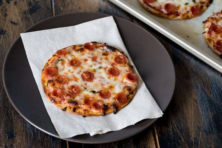Easy Mini Pizza Recipe