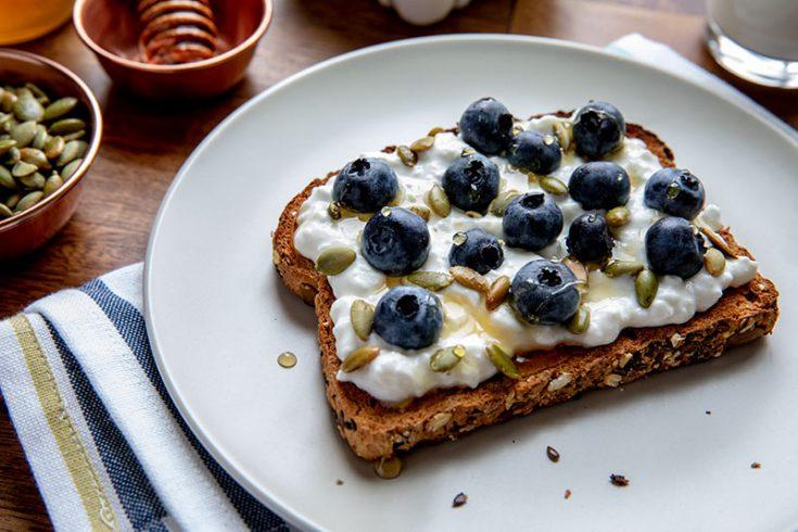 Gourmet Protein Toast