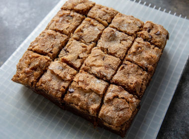 Chunky Monkey Banana Bread Snack Cake by Barbara Bakes