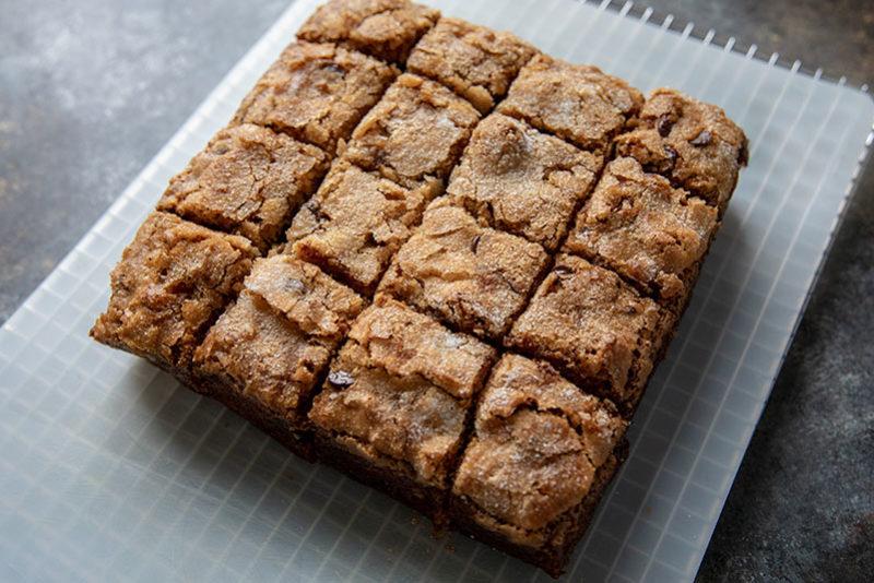 Chunky Monkey Banana Bread Snack Cake by Barbara Bakes