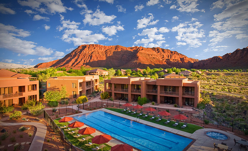 Red Mountain Resort Outdoor Pool