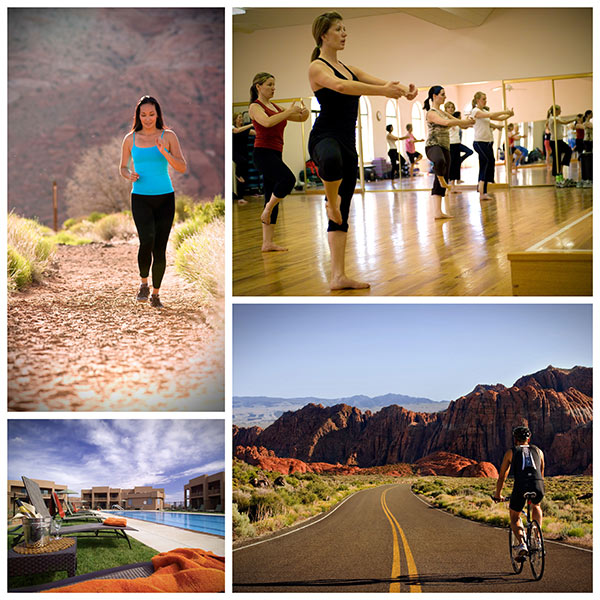 Activities at the Red Mountain Resort