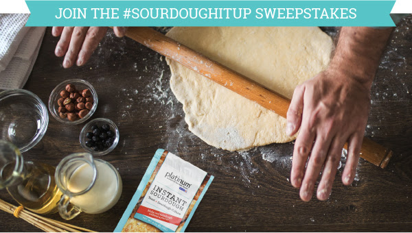 Sourdough It Up Sweepstakes