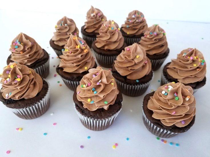 Easy Nutella Frosting Recipe