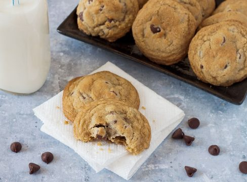 Thick-and-Chewy-Chocolate-Chip-Cookie
