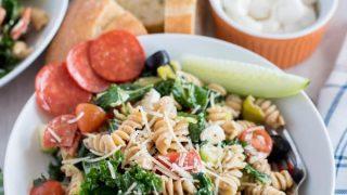 Classic Italian Pasta Salad