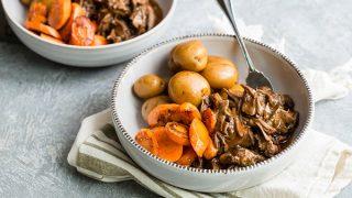 Old-Fashioned Pressure Cooker Pot Roast