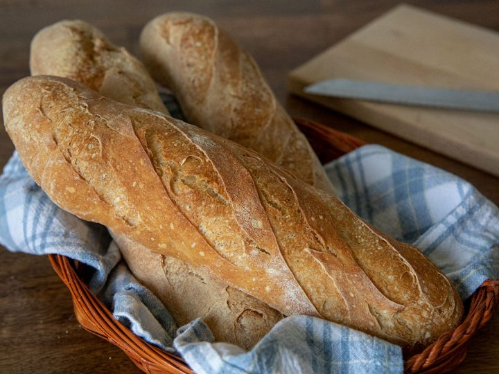 Julia Child S Homemade French Bread Recipe Barbara Bakes
